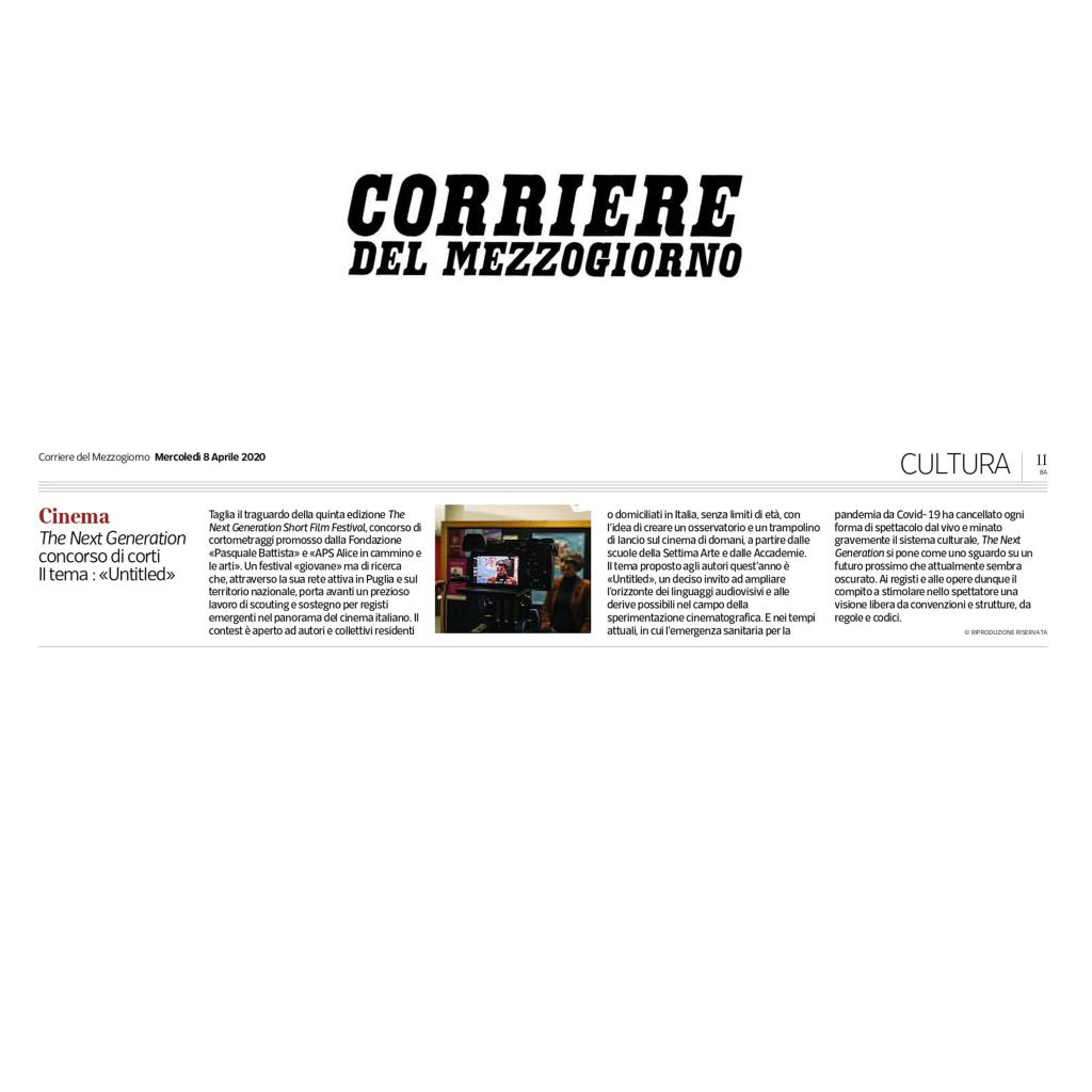 the-next-generation-corriere-del-mezzogiorno-8-04-2020